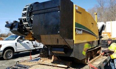 2020 Vermeer D24x40S3 directional drill