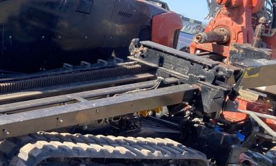 2018 Ditch Witch AT40 directional drill
