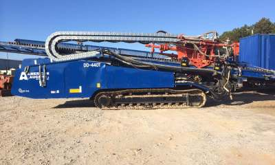 2018 American Augers DD440T drill