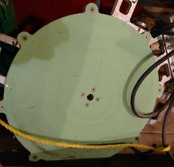 Mcelroy 412 wheeled fusion machine