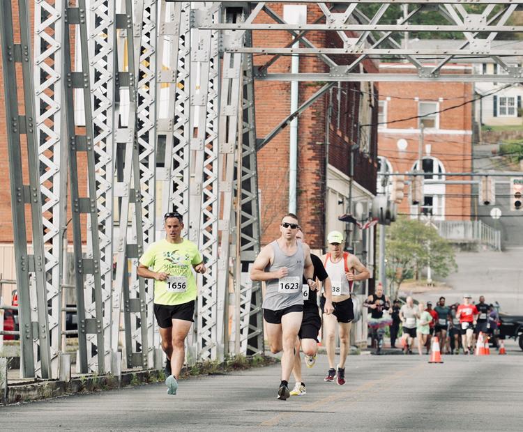 Riverwalk Run Series: Run for the Border!