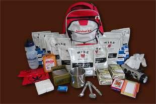 Wise Essential Survival Kit