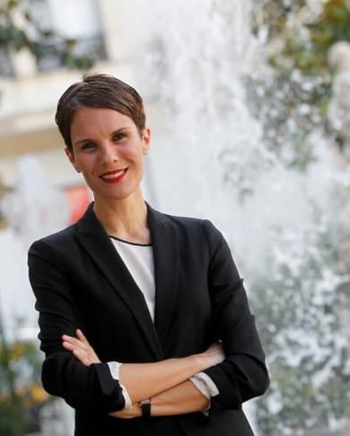 Lucía Egea , Directora del Centro Universitario EDEM