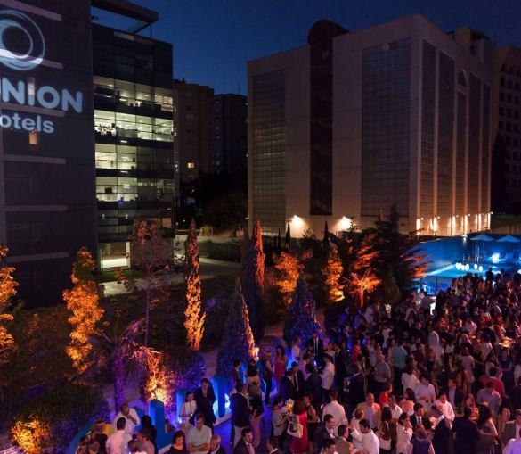 Presentación de la nueva marca Ilunion Hoteles