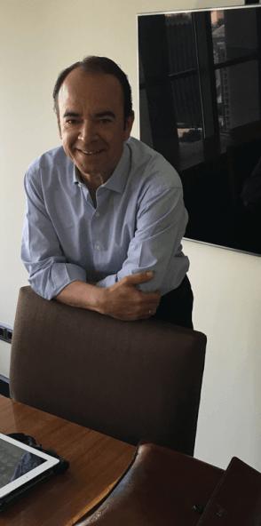 Javier Eraso, vicepresidente ejecutivo de MOMOPOCKET