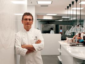 Aduriz es uno de los cocineros más reconocidos del mundo.