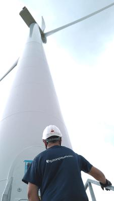 Soluciones de prevención para las energías renovables.