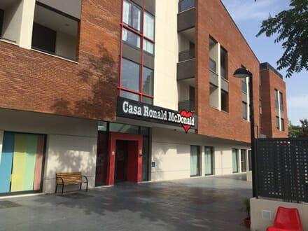 Casa Ronald McDonald en Madrid.
