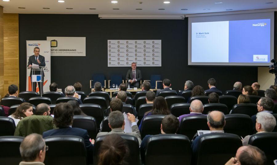 Jornada de Fundación Naturgy sobre el gas renovable.