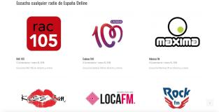 Emisoras online de RadioFy.