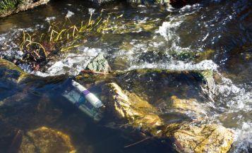 Contaminación en mares y ríos.