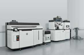 HP se ha propuesto acelerar la fabricación digital.