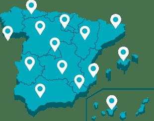 Posicionamiento de ONiAd en España.