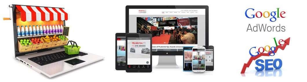 creation site ecommerce