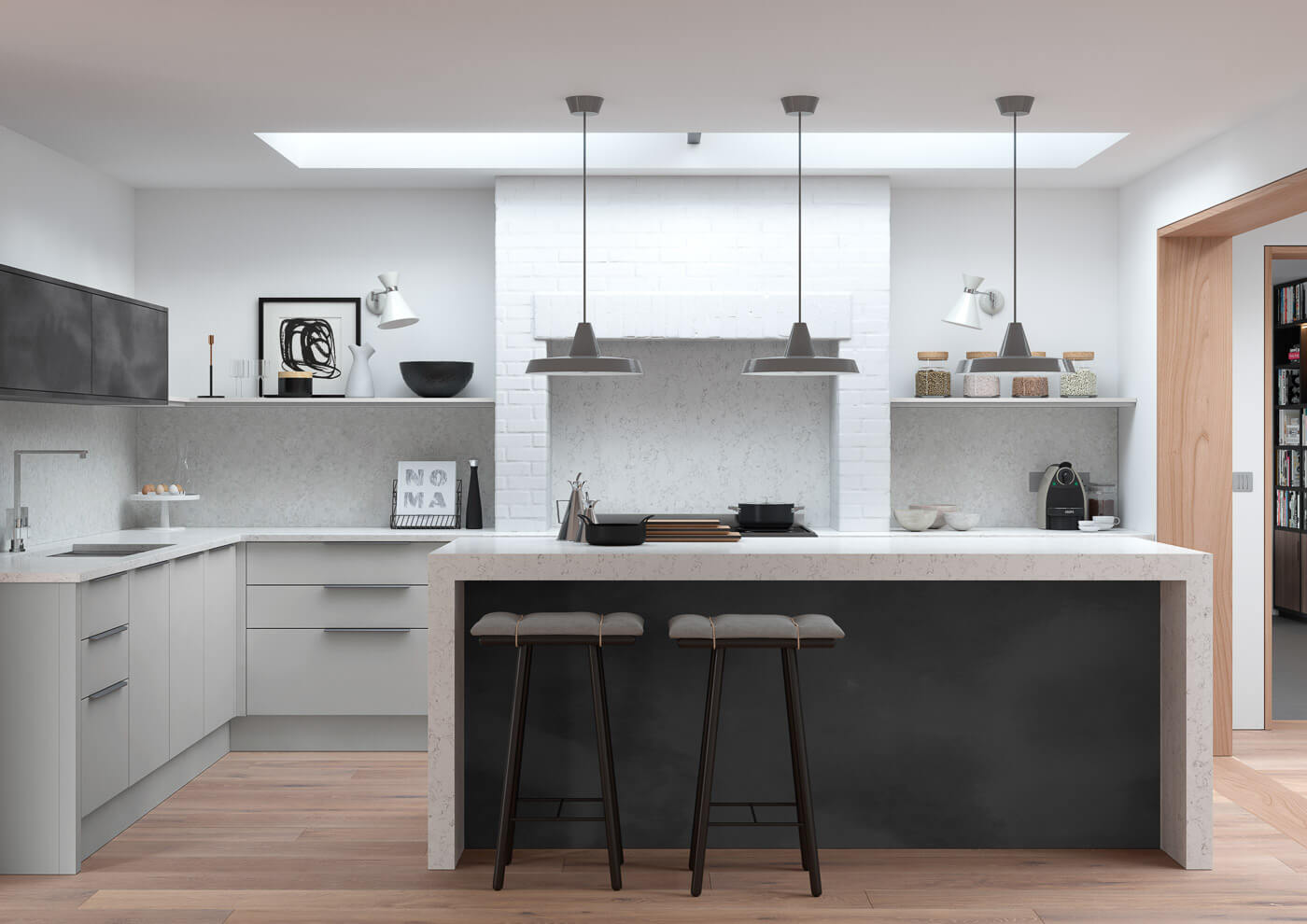 Contemporary Kitchens In Sheffield Get A Free Quote