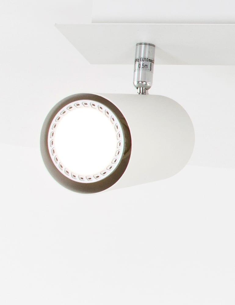 Witte spotjes voor plafond  Directlampennl