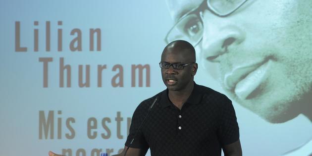 Lilian Thuram compare le refus du mariage gay au refus des droits des noirs
