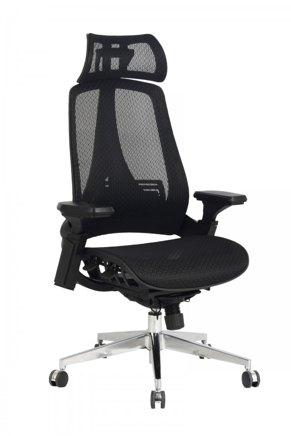 office chair adjustment levers north wind sorrento black 24 hour mesh