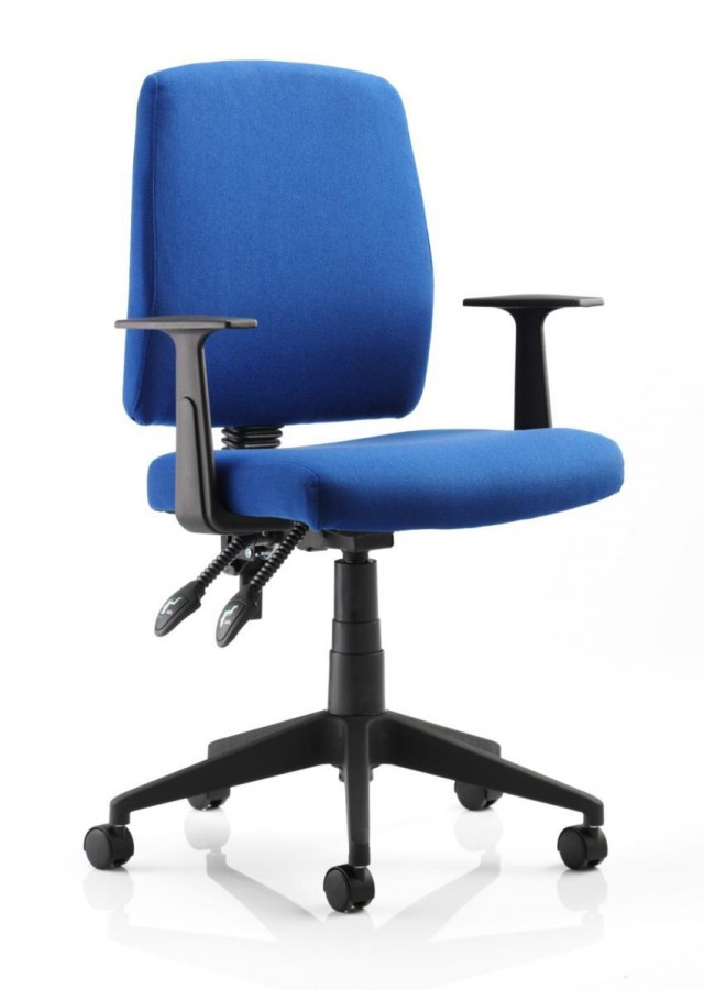 Lima Office Chair Blue