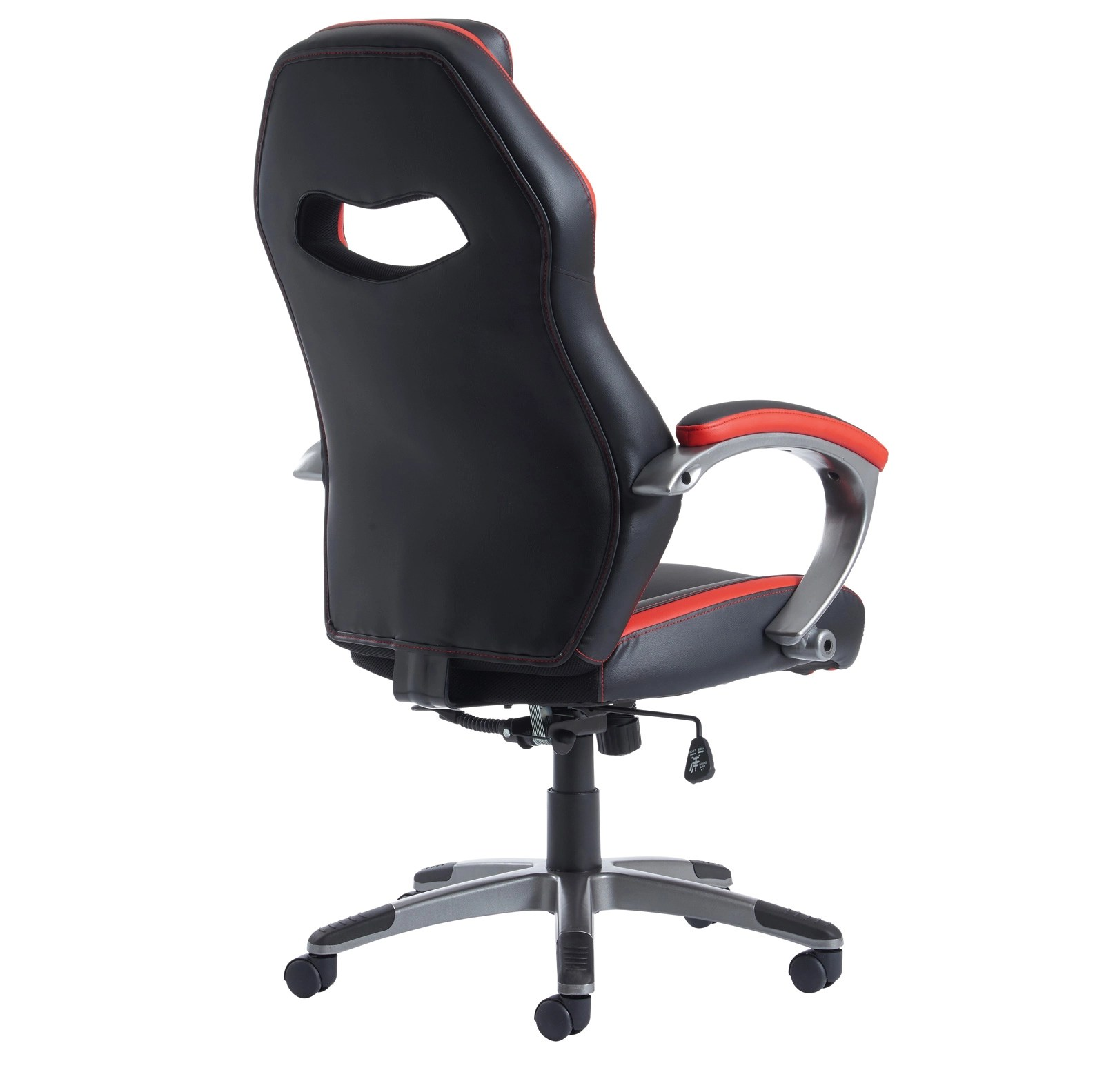 red leather desk chair stool translate to chinese jenson black and office