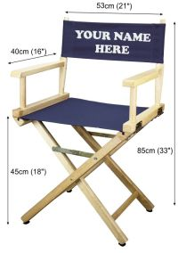 DirectorChairs.co.uk  Sit Down & Stand Out Classic ...