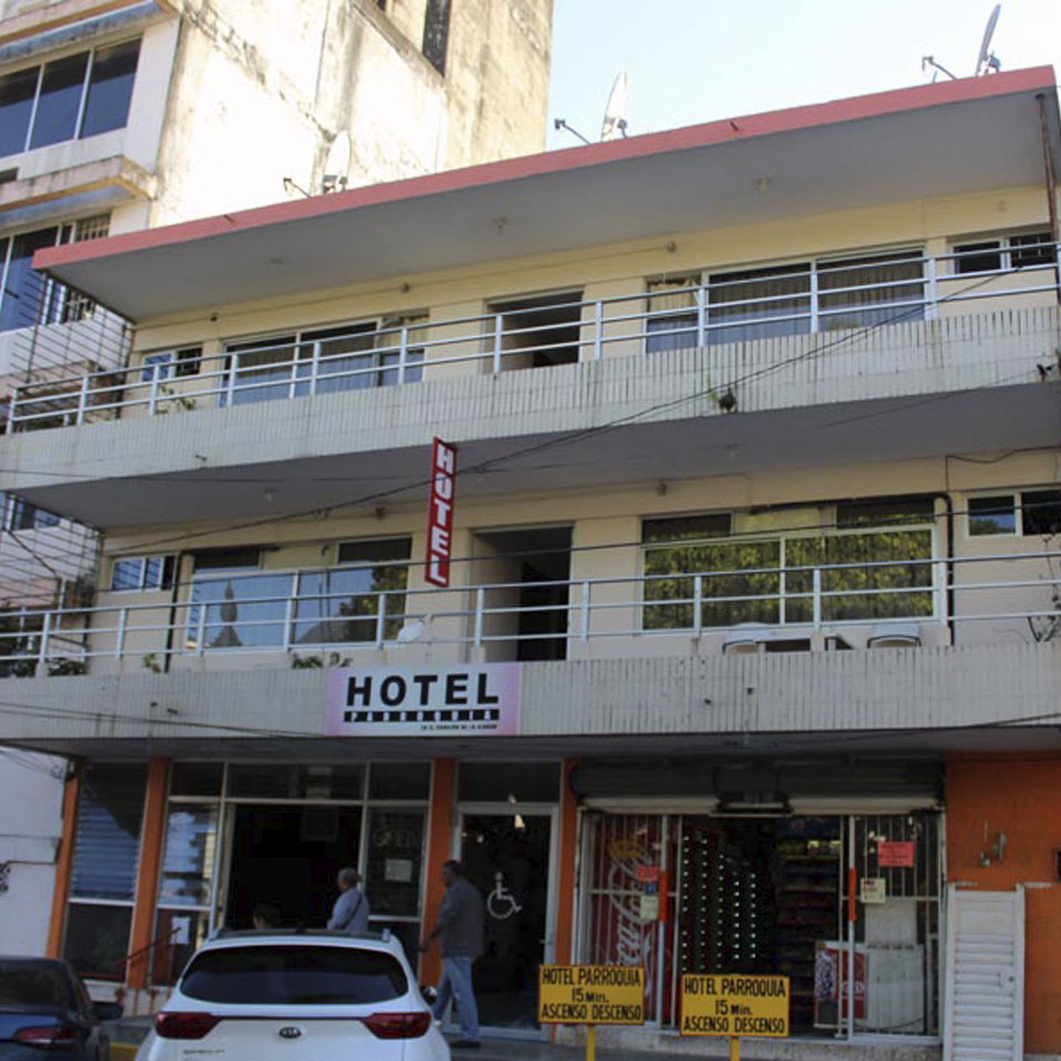Hotel Parroquia