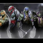 Teenage Alien Ninja Turtles?!?! (COMICS!)