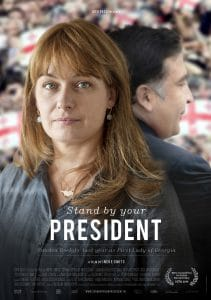 Stand by your President A4