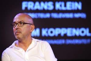 20160927 - Utrecht - Foto: Ramon Mangold/ NFF - Nationale Film Conferentie, Diversiteits Seminar door de Dutch Directors Guild (DDG). Frans Klein (Hoofd televisie NPO).