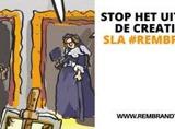 Stop het uithollen van de creatieve sector. Sla #rembrandtalarm!