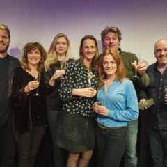 De Luizenmoeder, Niemand in de stad en Tienminutengesprek winnen Zilveren Krulstaarten