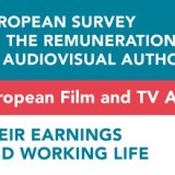 EU-wide study finds Audiovisual Authors struggling to make ends meet and to maintain sustainable careers