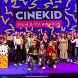 Winnaars Cinekid Film & TV Awards en Beste MediaLab Project bekend