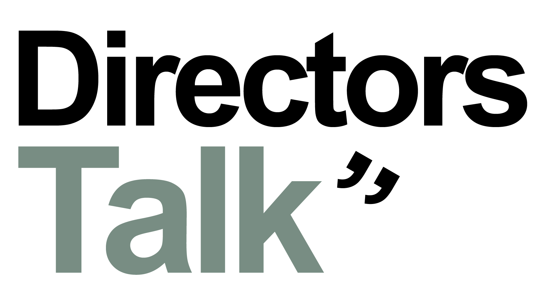 DirectorsTalk Interviews