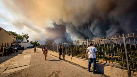 The Woolsey Fire blazed through Malibu on Nov. 9, 2018, and firefighters are still working to get the fires across California under control. In the week since the Camp, Hill and Woolsey Fires erupted,Direct Relief has provided more than 150,000 N-95 masks to health centers, clinics and public health departments throughout California, including inButte County, the Bay Area, and Ventura and Los Angeles Counties. Direct Relief has also provided essential medications ranging from asthma inhalers to flu vaccines to affected areas,helping ensure that chronic conditions and other illnesses don't compound an already precarious situation for evacuees and residents returning to their homes. Direct Relief has a team inButte County, and will continue to provide assistance as the situation evolves.(Photos courtesy of Erick Madrid)