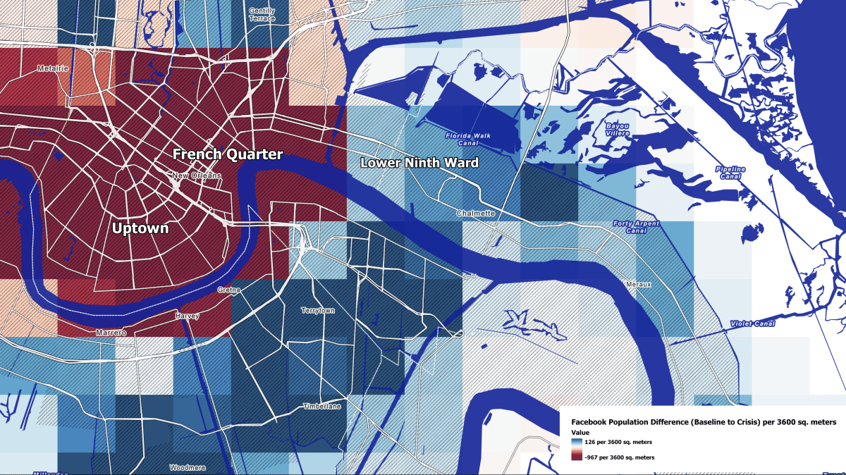 New Orleans Population 2019 As Storm Threatens New Orleans, Lower Ninth Ward Residents Stay Put