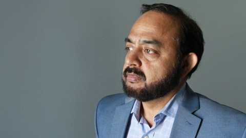 Dr. Iftikher Mahmood is the founder of HOPE Foundation for Women and Children of Bangladesh. The group is working to end fistula, a devastating birth injury, in the region by 2030. (Noah Smith/ Direct Relief)