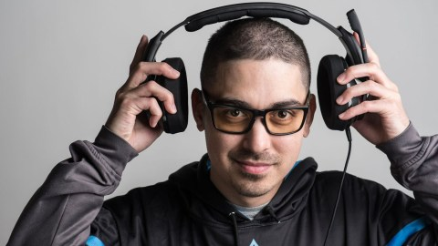 "Tim ""Trick2g"" Foley, a League of Legends video game streamer. (Photo Courtesy of trick2g.org)"