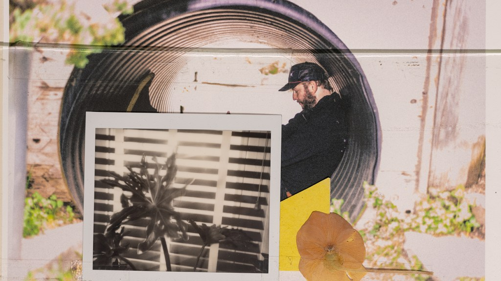 """Bon Iver's new song, """"Please Don't Live in Fear"""" debuted last month, and a new video has just been released. (Photo by Graham Tolbert and Crystal Quinn)"""
