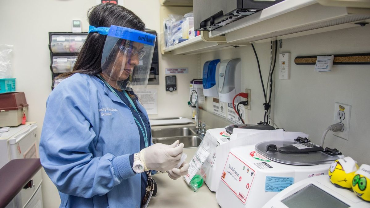 Health Centers Get Philanthropic Boost to Expand COVID-19 Testing in Underserved Communities