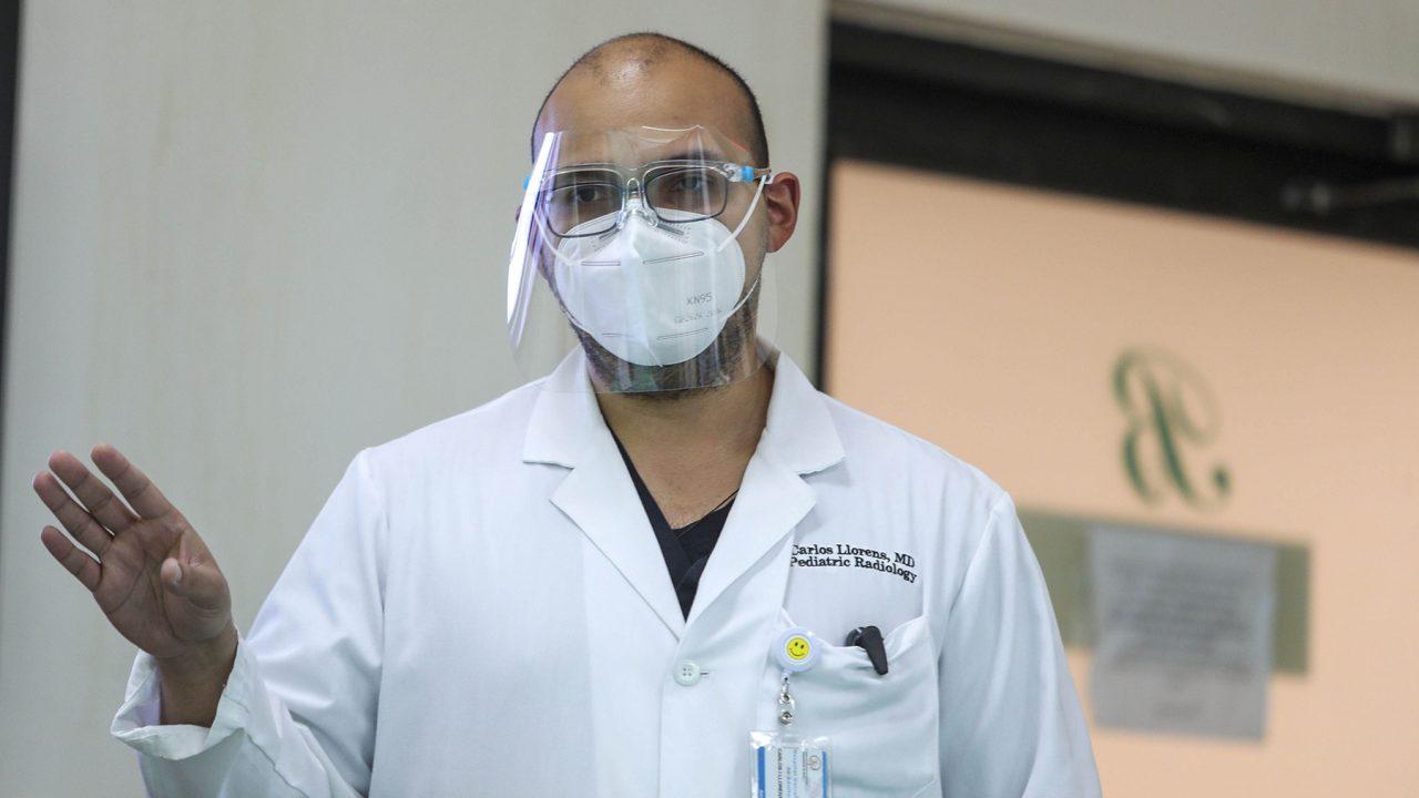 Dr. Carlos Llorens. (Courtesy photo)