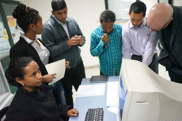 BD-PEPFAR Labs for Life
