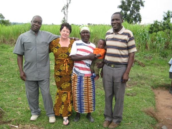 Dr. John Mbogo, Jane Lehnhoff, Maria, Mr Alloach