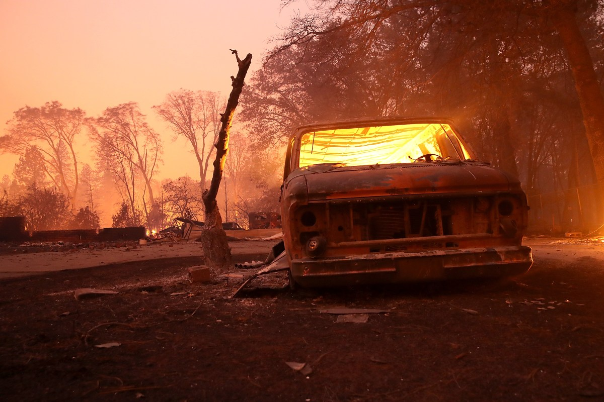 California Wildfires: 10,000 N-95 Masks, Fire-Specific Supplies Bound for Communities Statewide