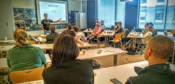 UAV Experts Meeting MIT