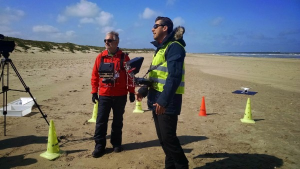 Direct Relief Joins First Global Humanitarian UAV Training