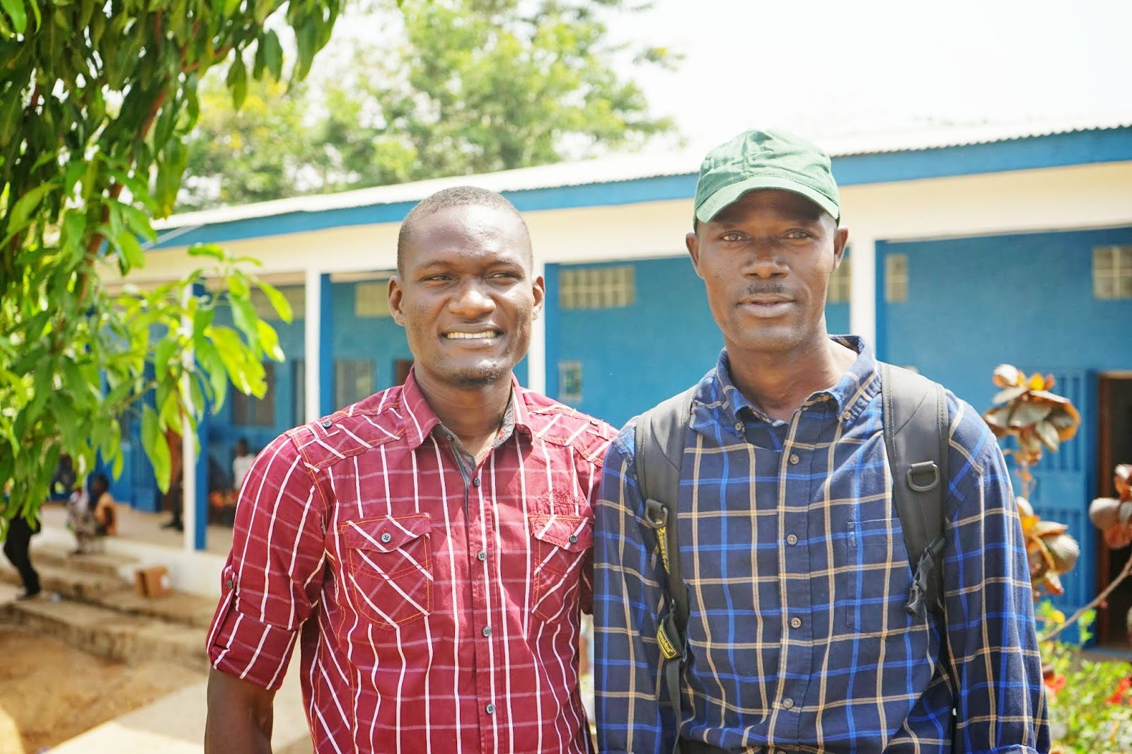 Community health workers with Wellbody Alliance are helping increase access to basic services as well as aiding the fight to stop Ebola.