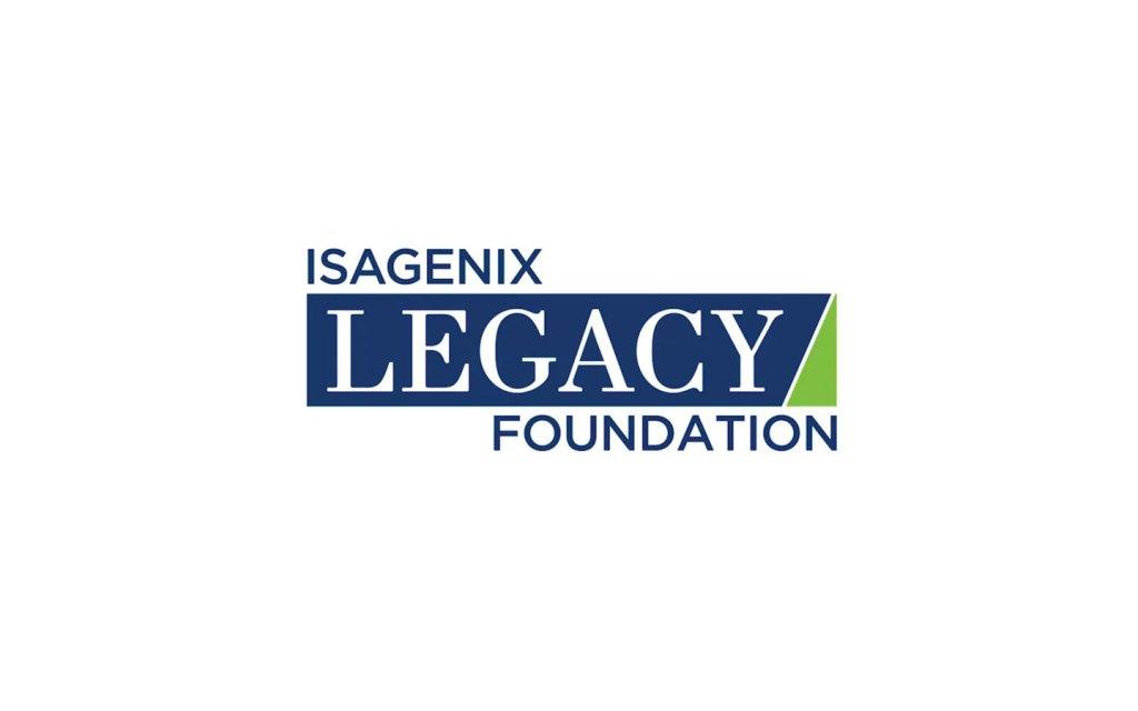 Isagenix Legacy Foundation Logo