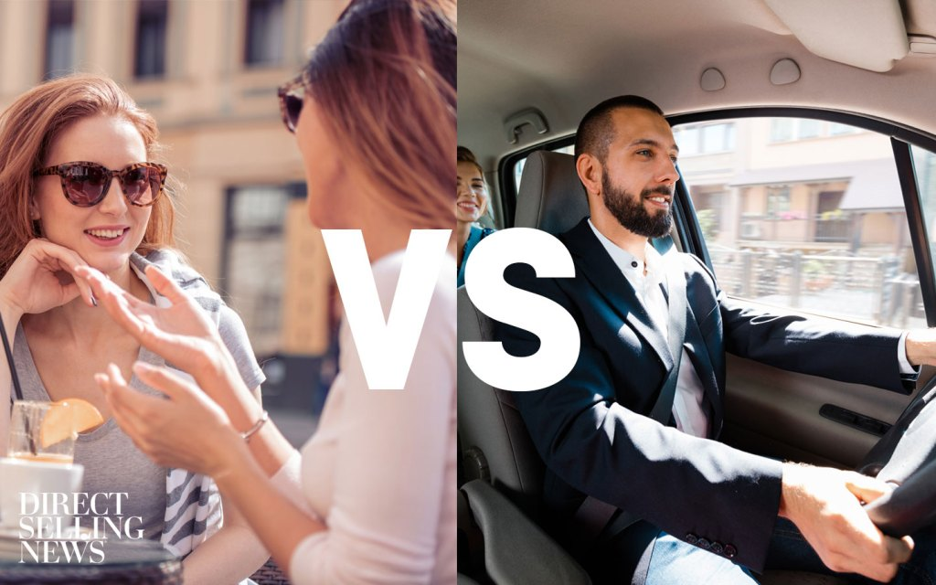 Direct Selling vs. The Gig Economy