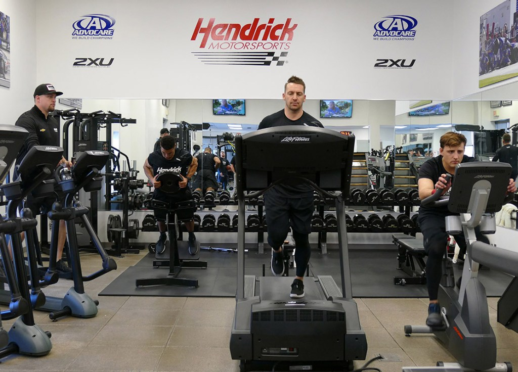 Hendrick Motorsports Names AdvoCare Official Nutrition Partner